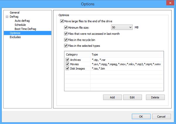 Disco SpeedUp: Freeware para desfragmentar y optimizar el disco duro