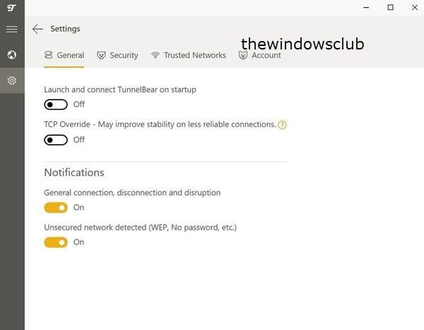 Revisión de la VPN TunnelBear: El oso es bueno en su trabajo!