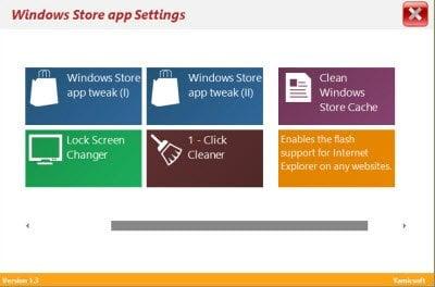 Revisión y sorteo de Windows 8 Manager
