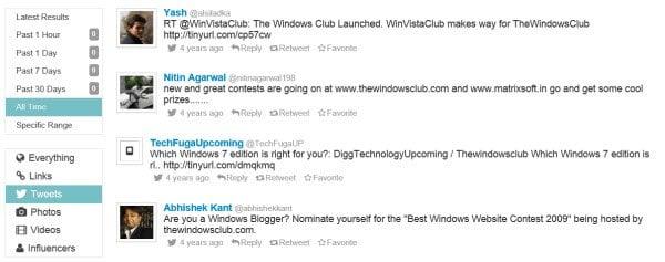 ¿Cuál fue tu primer tweet en Twitter? 4
