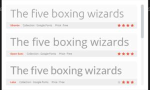 Mejores herramientas de tipografía para diseñadores