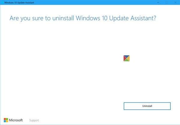 Utilice el Asistente de Windows 10 Update para actualizar su Windows 10