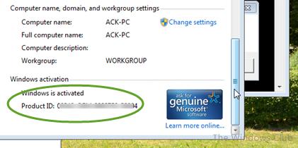 Cómo desactivar y desinstalar la clave de producto de Windows