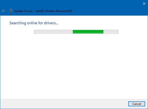 Cómo actualizar los controladores Bluetooth en Windows 10 4