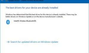 Cómo actualizar los controladores Bluetooth en Windows 10