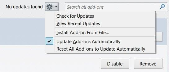 Firefox 29 viene con nuevas opciones de diseño y personalización 2