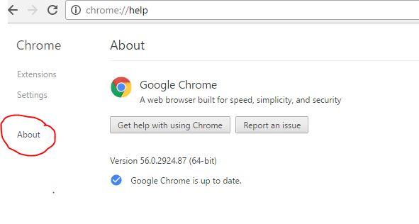 Cómo solucionar el mensaje de error Aw, Snap! en el navegador Google Chrome