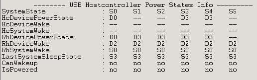 USB Device Tree Viewer, un programa basado en Microsoft USBView 2