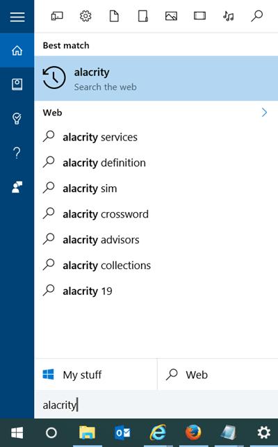 Cómo usar Cortana como diccionario en Windows 10 1