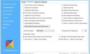 Cómo desactivar la selección de fila completa en el Explorador de Windows 10/8/7