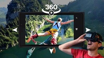 Cómo ver videos de 360 grados en Windows 10 PC 2