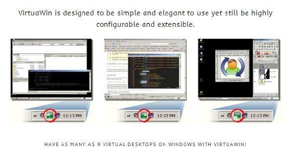 Los 3 mejores administradores de escritorios virtuales gratuitos para Windows 10/8/7