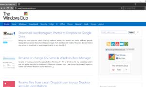 Características del navegador Vivaldi para PC con Windows