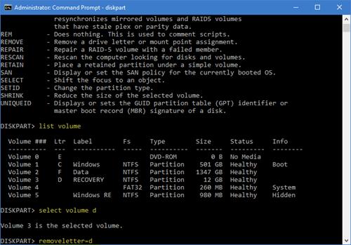 Corrección El volumen no contiene un mensaje de sistema de archivos reconocido en Windows