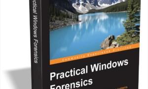 Descargue el libro electrónico Practical Windows Forensics (valorado en $31) GRATIS