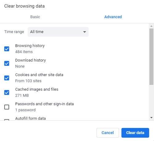 Google Chrome está esperando la caché - ¿Qué debo hacer? 2