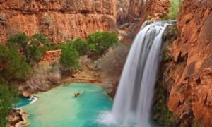 Un hermoso tema de Waterfalls para su Windows 7