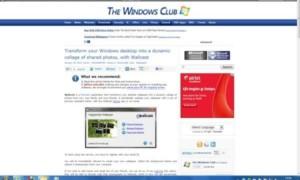 Mostrar una página web interactiva como fondo de pantalla en el escritorio de Windows con WallpaperWebPage