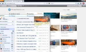 WebReader: Elegante software gratuito de lectura de escritorio RSS para Windows
