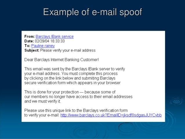 Qué es el Spoofing de correo electrónico y cómo protegerse y mantenerse seguro