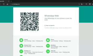 WhatsApp Web en Microsoft Edge frente a WhosDown app: ¿Cuál usar?