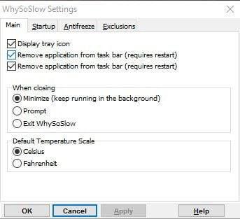 ¿Por qué mi ordenador es tan lento? WhySoSlow se lo dirá!