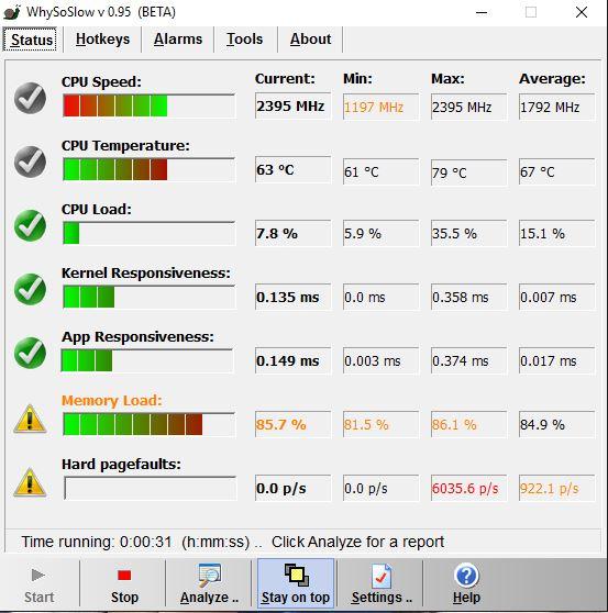 ¿Por qué mi ordenador es tan lento? WhySoSlow se lo dirá! 1