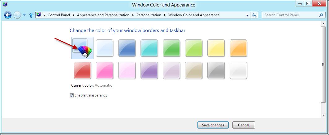 Cómo crear e instalar temas de Windows 8