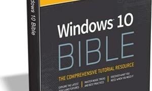 Descargue la Biblia de Windows 10 gratis