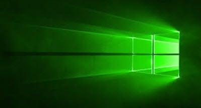Windows 10 se conecta a estos sitios web después de una instalación limpia