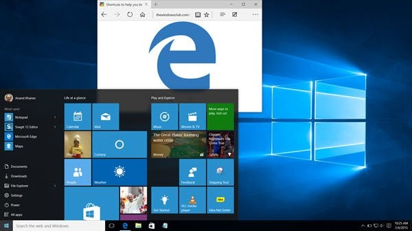 Cómo actualizar Windows 10, usando Windows 10 ISO