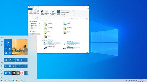 Características de Windows 10 v1903 eliminadas o planificadas para su sustitución