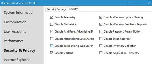 Cambiar la configuración de privacidad de Windows 10 y proteger tu privacidad