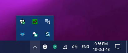 La barra de tareas ha desaparecido del escritorio en Windows 10 1