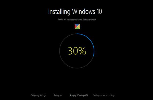 Se bloquea la actualización o instalación de Windows 10