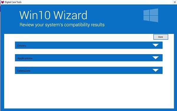 El Asistente Wind10 le permite personalizar su experiencia de Windows 10