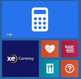 Cambiar el tamaño y hacer que Tile sea más pequeño o más grande en Windows 8