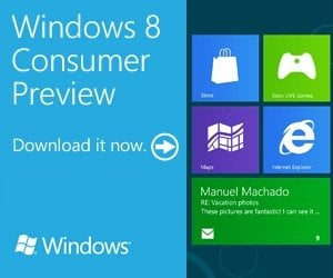 Windows 8 Consumer Preview ya está disponible para descargar