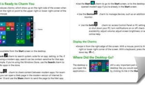 Microsoft lanza nuevas guías Work Smart Guides para Windows 8 e Internet Explorer 10