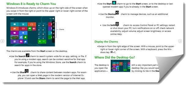 Microsoft lanza nuevas guías Work Smart Guides para Windows 8 e Internet Explorer 10