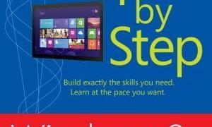 Windows 8 Paso a Paso Libro de Microsoft Press - Revisión y Sorteo