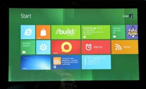 8 razones por las que Windows 8 Tablets desafiará al iPad y ganará cuota de mercado