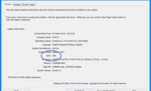 Cómo comprobar la versión de la BIOS en Windows 10