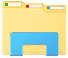 Métodos abreviados de teclado del Explorador de archivos en Windows 10