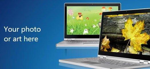 Galería de personalización de Windows: Envíe su arte, fotografías, temas. Descargar temas.