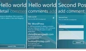 Lanzamiento del Kit de inicio de Windows Phone para blogs, podcasts y escuelas de WordPress