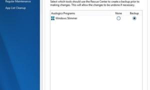 Auslogics Windows Slimmer: Elimina archivos no deseados y reduce el tamaño del sistema operativo Windows