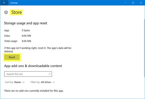 Necesitarás una nueva aplicación para abrir este ms-windows-store - Problema de Windows Store