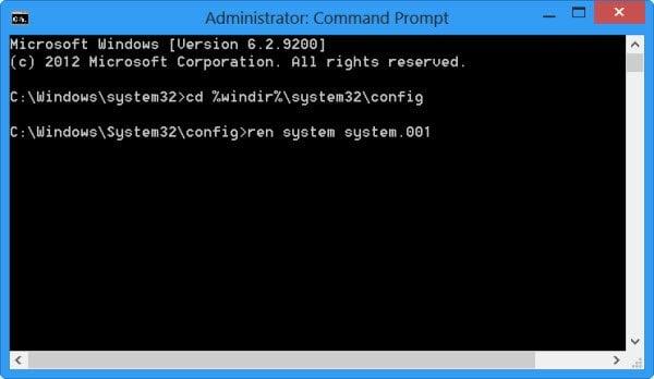 Windows 10 no se inicia; Reparación de inicio automática, Actualizar, Restablecer PC también falla