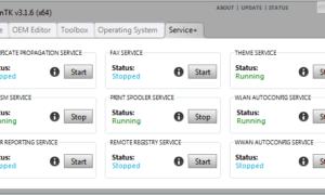 WinTK: Windows Multi Tool Manager para administradores de sistemas